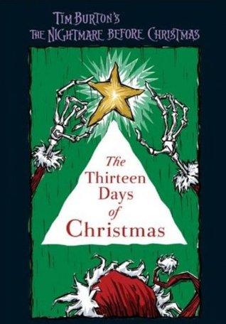 Nightmare Before Christmas: The 13 Days of Christmas by Steven Davison