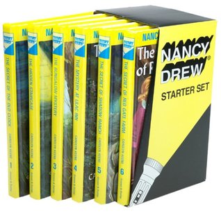 Nancy Drew: #1-6 [Box Set]