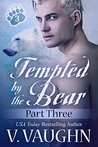 Tempted by the Bear by V. Vaughn