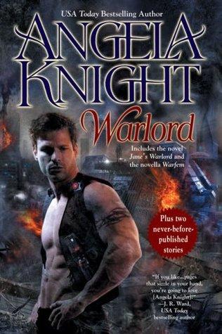Warlord by Angela Knight