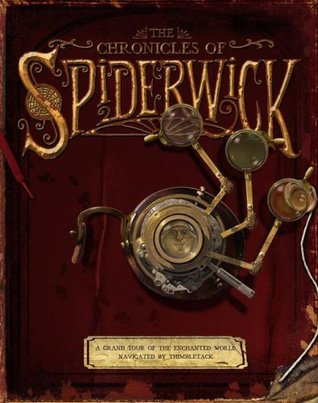 The Chronicles of Spiderwick by Holly Black