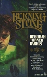 Burning Stone (Mages of Garillon, #1)