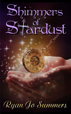 Shimmers of stardust par Ryan Jo Summers