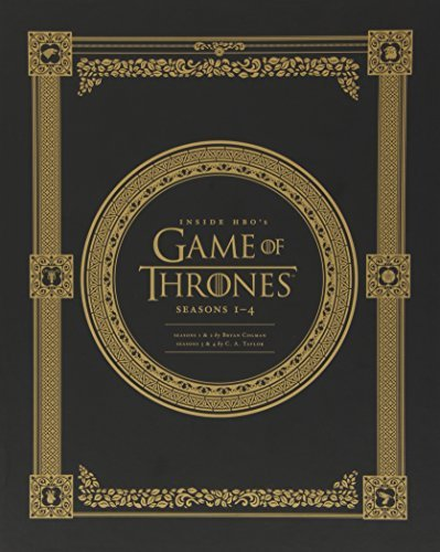 Inside HBO's Game of Thrones Boxset: Books 1 & 2/Seasons 1-4