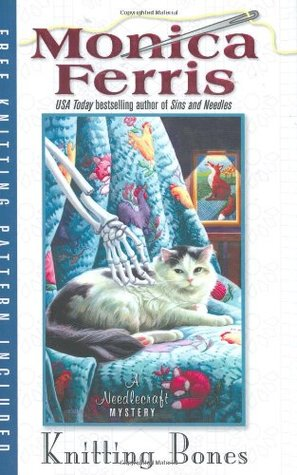 Knitting Bones (A Needlecraft Mystery, #11)