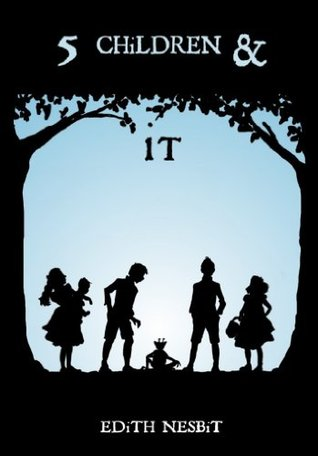Five Children and It: with The Enchanted Castle, Illustrated + Audiobook links