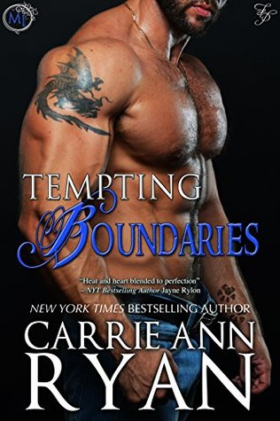 Tempting Boundaries (Montgomery Ink, #2) by Carrie Ann Ryan