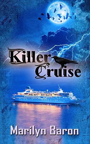 Killer Cruise (A Psychic Crystal Mystery Book 3)