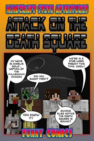 Attack On The Death Square by Funny Comics