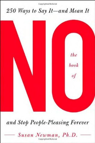 The Book of No by Susan Newman