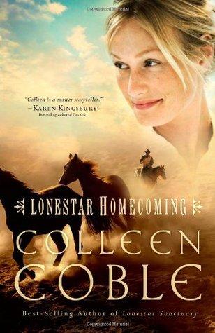 Lonestar Homecoming (Lonestar Series, #3)