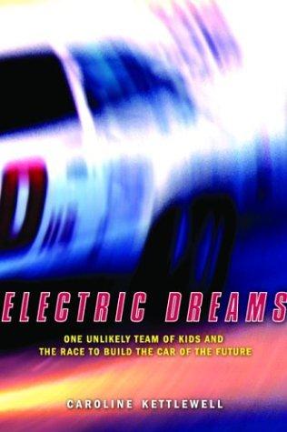 Electric Dreams by Caroline Kettlewell