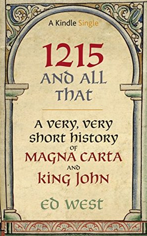 1215 magna carta book review This is but one of three different translations i found of the magna carta it was originally done in latin, probably by the archbishop, stephen langton.