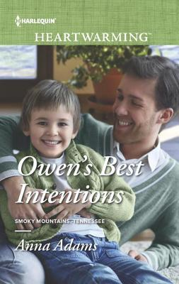 Owen's Best Intentions: A Clean Romance