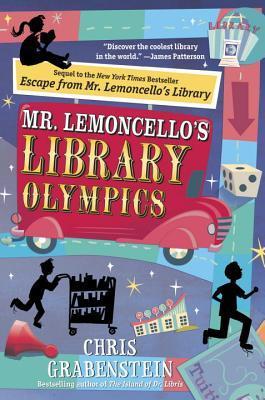 Mr. Lemoncellos Library Olympics(Mr. Lemoncellos Library 2)