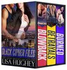 Black Cipher Files Box Set: (Blowback, Betrayals, and Burned)