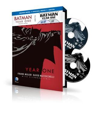 Batman: Year One Book & DVD Set