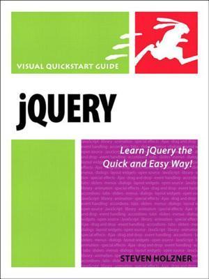 9780321647498: jquery: visual quickstart guide abebooks steven.