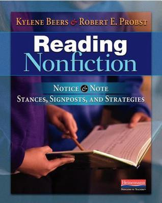 Reading Nonfiction by Kylene Beers