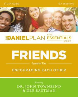 Friends Study Guide with DVD: Encouraging Each Other