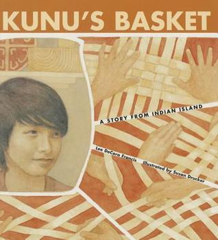 Kunu's Basket, A Story from Indian Island by Lee DeCora Francis