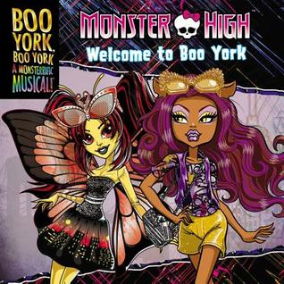 Monster High: Boo York, Boo York: Welcome to Boo York