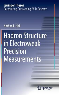 Hadron Structure in Electroweak Precision Measurem...