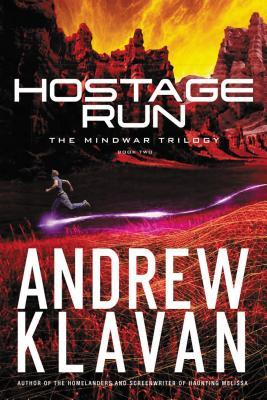 Hostage Run(Mindwar 2) EPUB