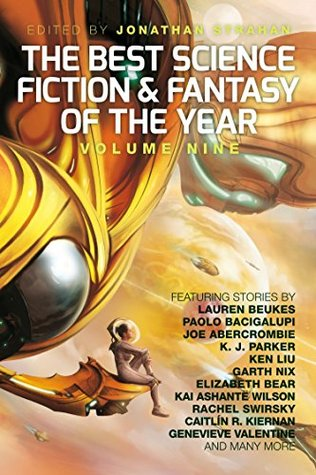 The Best Science Fiction and Fantasy of the Year, Volume Nine(The Best Science Fiction and Fantasy of the Year 9)