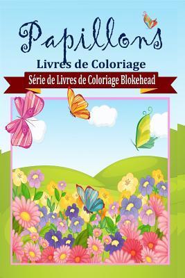 Papillons Livres de Coloriage