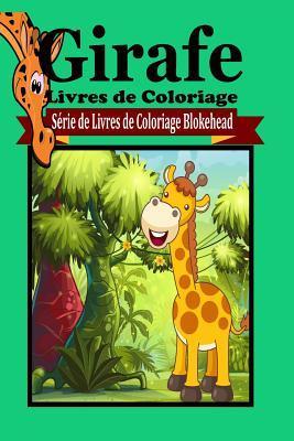 Girafe Livres de Coloriage