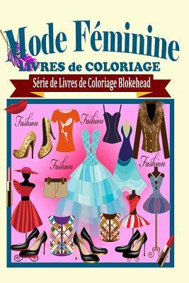 Mode F�minine Livres de Coloriage