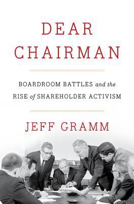 Dear Chairman by Jefferson Gramm