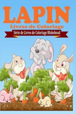 Lapin Livres de Coloriage