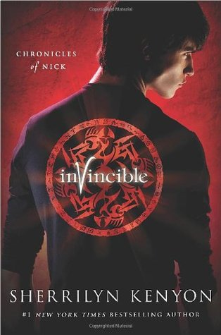 Book Review: Sherrilyn  Kenyon's Invincible