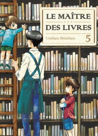 Le Maître des livres, tome #5 (Le Maître des livres #5)