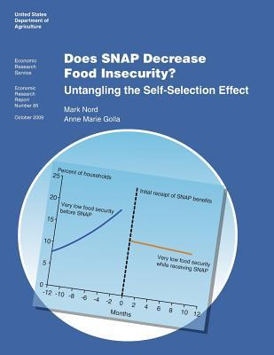 Does Snap Decrease Food Insecurity? Untangling the Self-Selection Effect: Economic Research Report Number 85