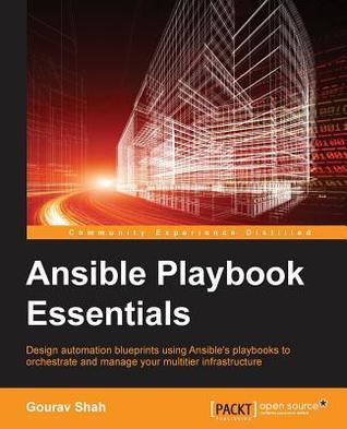 Ansible Playbook Essentials por Gourav Shah