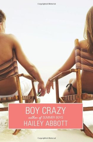 Boy Crazy by Hailey Abbott