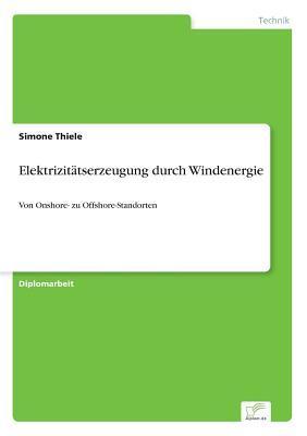 Elektrizitatserzeugung Durch Windenergie