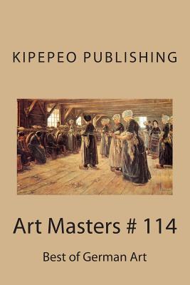Art Masters # 114: Best of German Art