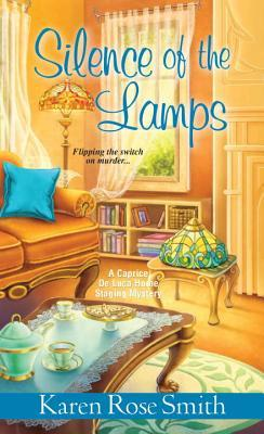 Silence of the Lamps (Caprice De Luca Home Staging Mystery #5)