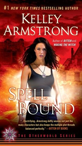 Spell Bound(Women of the Otherworld 12)
