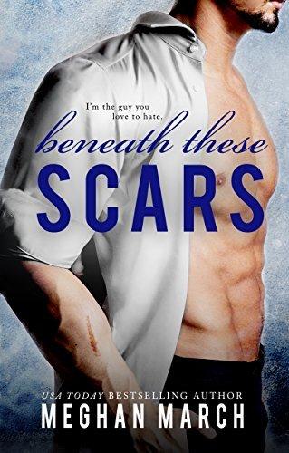 Beneath These Scars (Beneath #4)