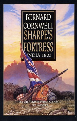 Book Review: Bernard Cornwell's Sharpe's Fortress: India 1803