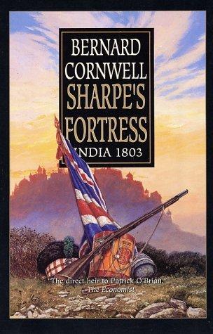 Book Review: Bernard Cornwell's Sharpe's Fortress: India 1803