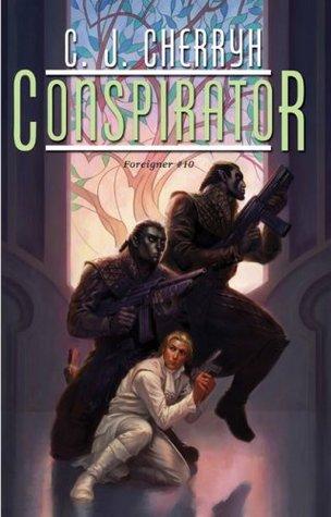 Conspirator by C.J. Cherryh