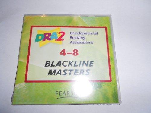 DRA2 (Developmental Reading Assessment) 4-8 Blackline Masters CD-ROM