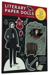 Literary Paper Dolls by Kyle Hilton