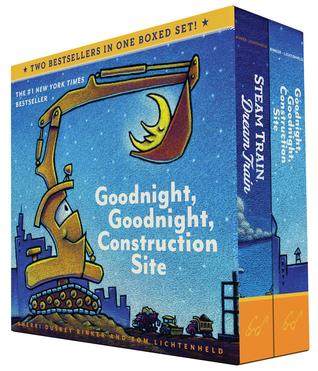 Goodnight, Goodnight, Construction Site / Steam Train, Dream Train